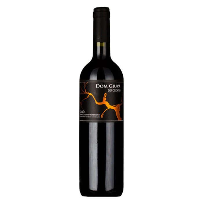 vino-rosso-dom-giuvà-du-cropio