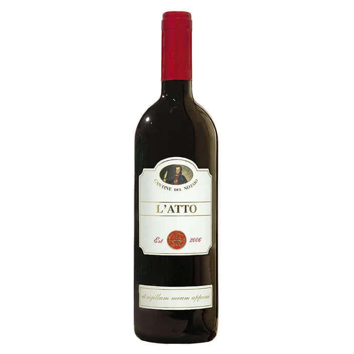 vino-rosso-l'atto-cantine-del-notaio