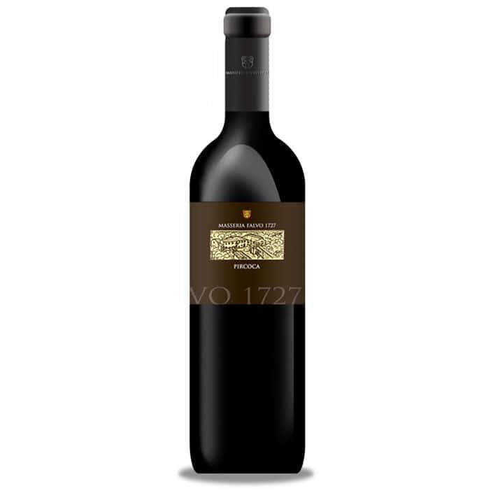 vino-rosso-pircoca-masseria-flavio
