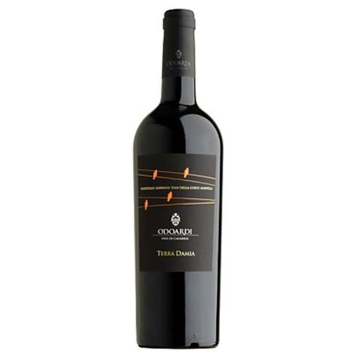 vino-rosso-terra-damia-cantine-odoardi-calabria