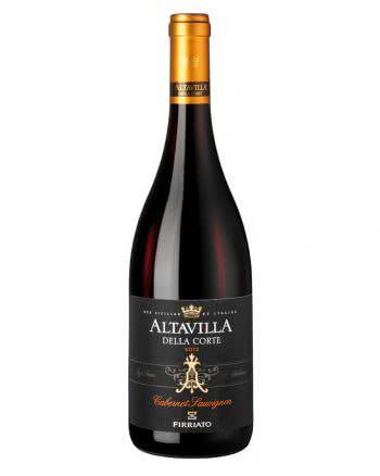 Cabernet Sauvignon Altavilla della Corte Firriato 2015 350x438 - Altavilla della corte cabernet sauvignon Firriato