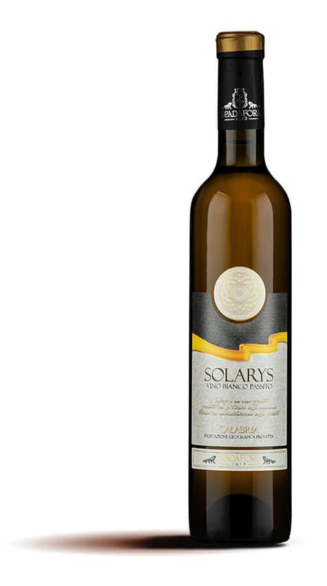 SOLARYS BIANCO - Solarys Cantine Spadafora