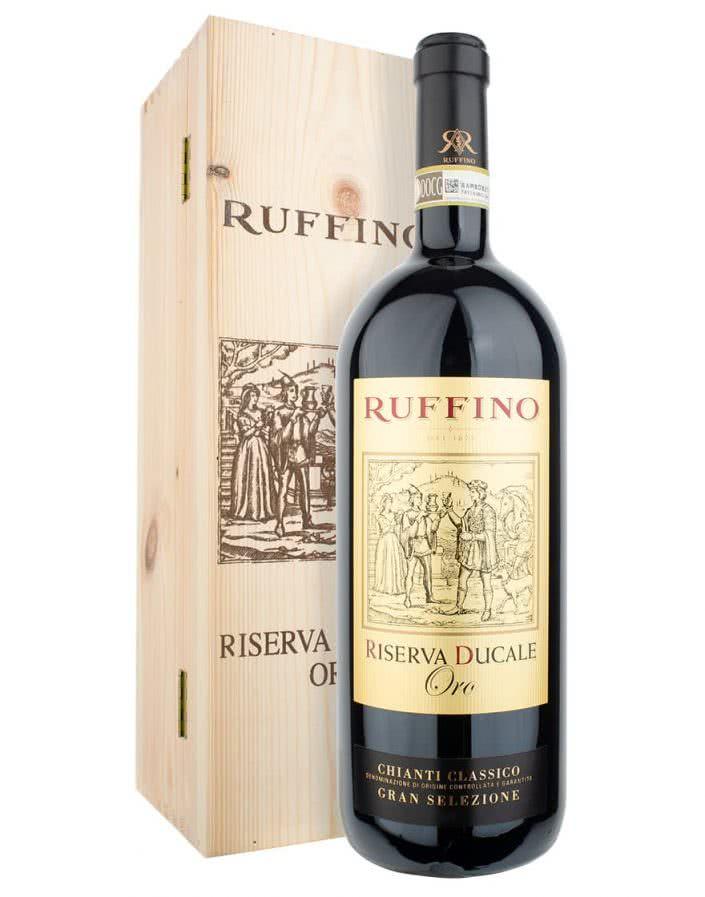 Chianti Classico Gran Selezione DOCG Riserva Ducale Oro Ruffino magnum