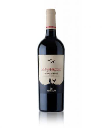 santagostino baglio soria rosso 2005 nero d avola syrah 350x438 - Bayamore Firriato