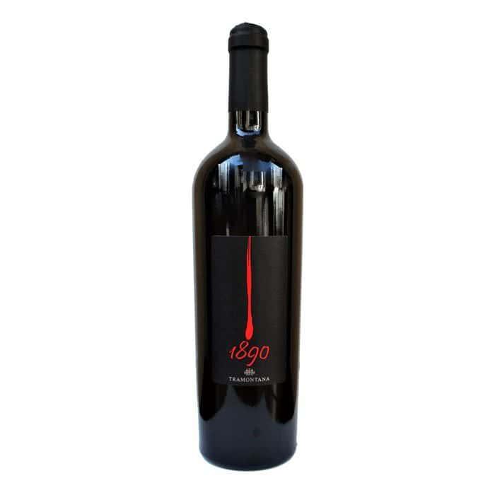 vini rossi 01 - 1890 tramontana