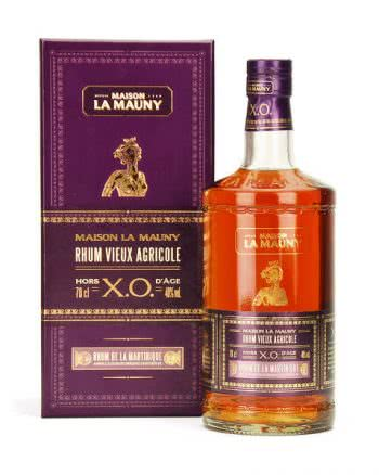 17277 0w600h600 Mauny XO Amber Rum 350x438 - Rhum La Mauny Vieux Agricole Xo Hors D age 40 Cl.70