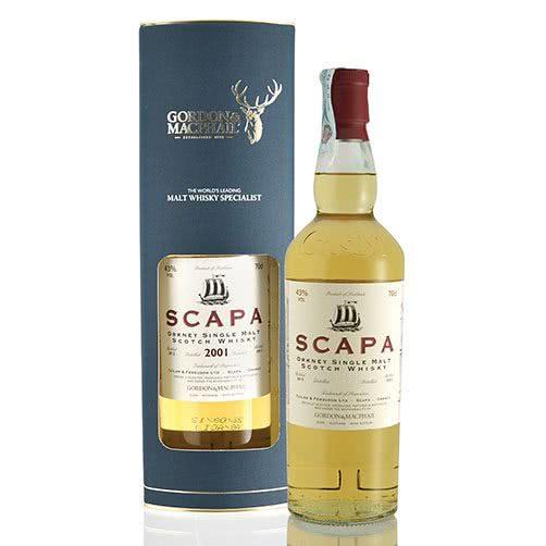 1 0007 scapa 2001 - Scapa 2001 Gordon & Macphail