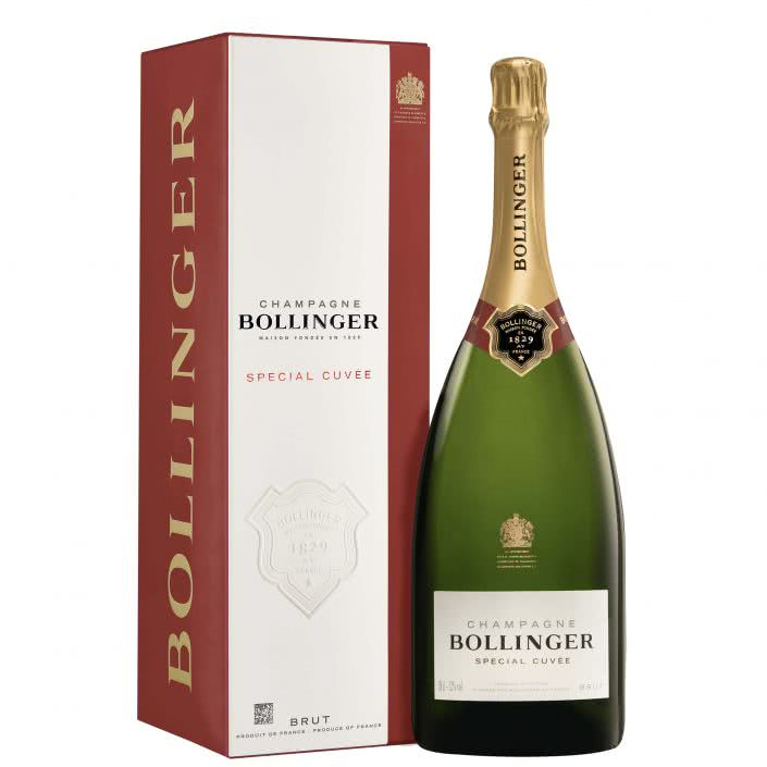 3k 75cl in su 4 14 705x705 - Bollinger Champagne Special Cuvée Brut