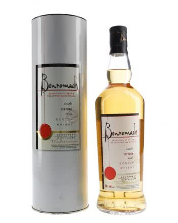 61090 0 350x438 - Benromach Traditional