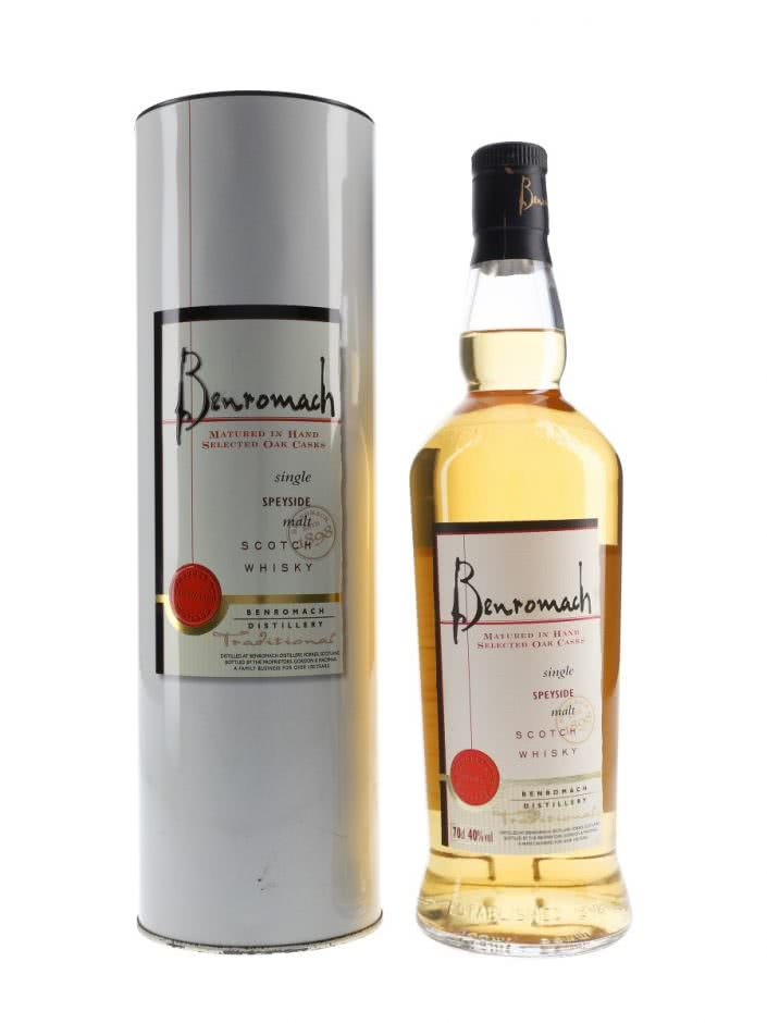 61090 0 705x940 - Benromach Traditional
