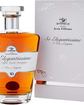 Cognac SO Elegantissime X.O. JEAN FILLIOUX 70 Cl