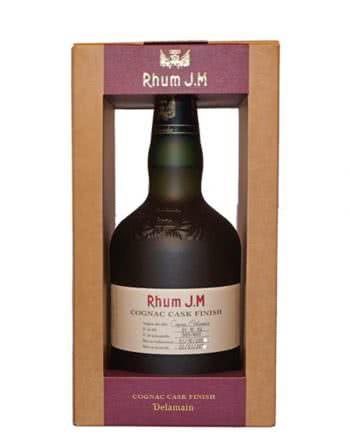 88673 large j m delamain cognac cask finish 2006 350x438 - J.m Rhum Cognac Cask Finish