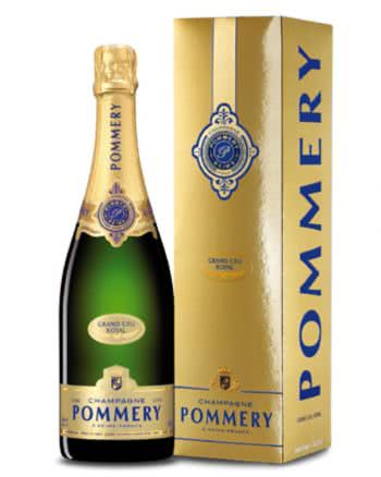 Champagne Grand Cru Royal Pommery
