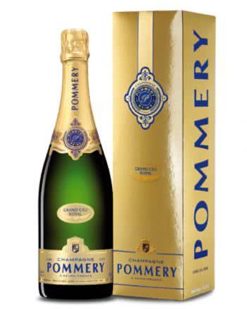 BRUT GRAN CRU MILLESIME 350x438 - Champagne Grand Cru Royal Pommery