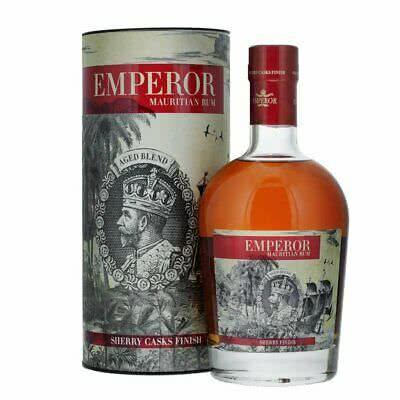 Emperor Sherry Casks Finish Mauritian Rum