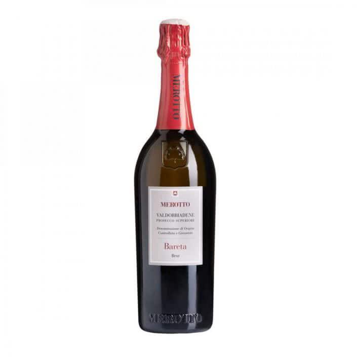 bareta 705x705 - Bareta Valdobbiadene Prosecco Superiore DOCG Brut 3Lt