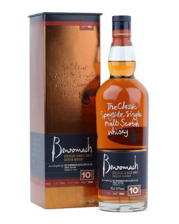 Whisky Single Malt Benromach 10 Anni