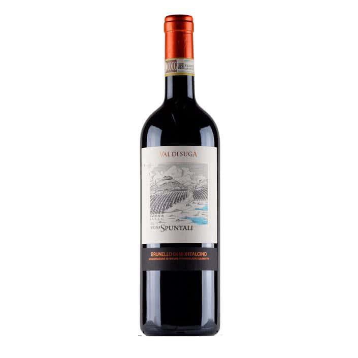 brunello di montalcino docg vigna spuntali 2013 val di suga 705x705 - Brunello Di Montalcino Vigna Spuntali