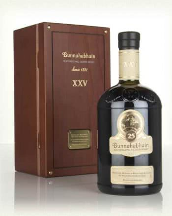 bunnahabhain 25 year old old bottling whisky 350x438 - Bunnahabhain 25 Anni
