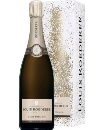 champagne louis roederer brut premier astucciato 350x438 - Louis Roederer Champagne Brut Premier