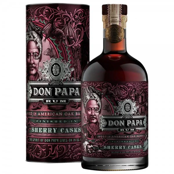 Rum Don Papa Sherry Cask Finish