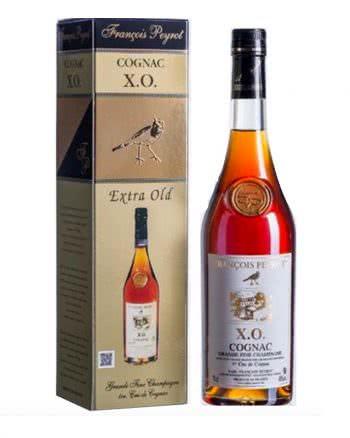 francois peyrot xo cognac 350x438 - François Peyrot Cognac XO