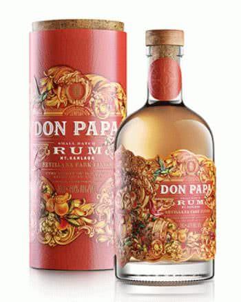 Don Papa Sevillana Cask 70 cl