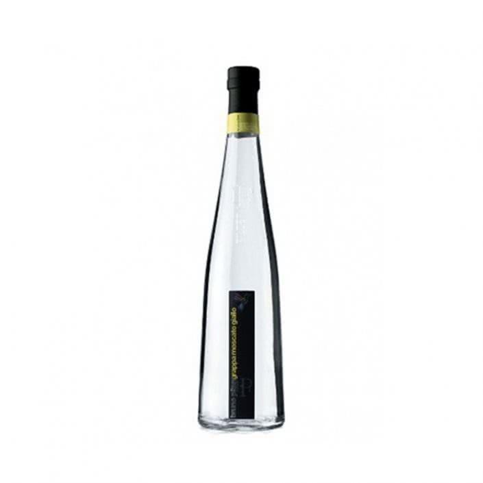 grappa di moscato pilzer cl 50 705x705 - Bruno Pilzer Grappa di Moscato Giallo