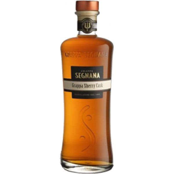grappa segnana sherry cask 45 cl 70 1168013996 600x600 1 - Grappa Segnana Sherry Cask