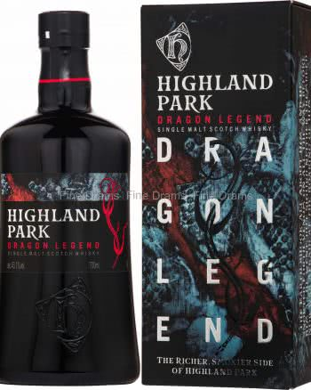 highland park dragon legend 350x438 - Highland Park Dragon Legend