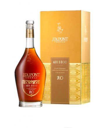 J. Dupont XO Art Deco Cognac