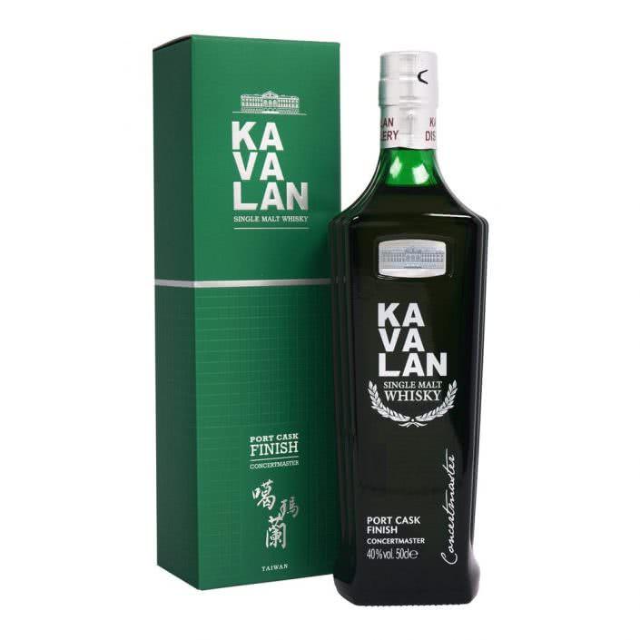 kavalan single malt whisky port cask finish