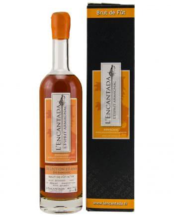 l encantada bas armagnac s lection 20 jahre 44 5 neue ausstattung 01 350x438 - L'Encantada Selection 20 ans