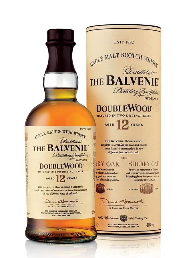 m8104 2 - The Balvenie Double Wood 12 Anni