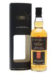 macallan - Macallan 2005 Bottled 2014 Speymalt