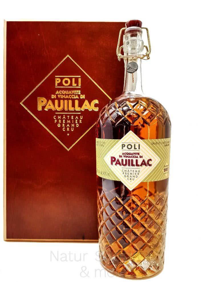 poli pauillac acquavite di vinaccia 2007 italia 75cl 46 vol 705x988 - Acquavite di vinaccia di uve francesi LA PREMIÈRE