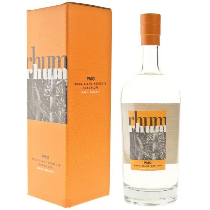 Rhum Blanc Pmg 56° cl 70