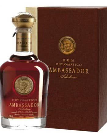 rhum diplomatico ambassador 350x438 - Rum Diplomatico Ambassador