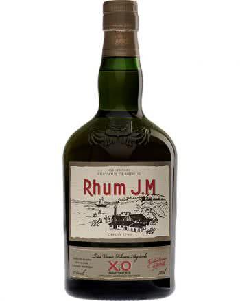 Rum Très Vieux Agricole J.M. XO
