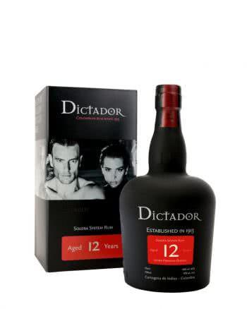 Dictador 12 anni Rum