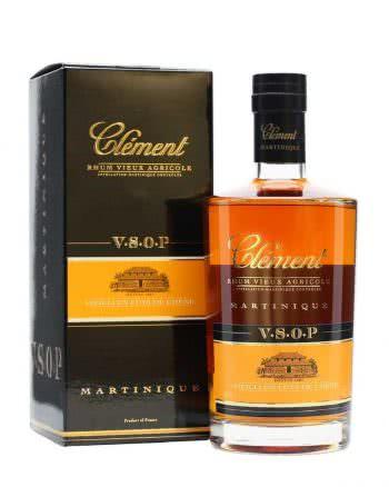 rum clement agricole vsop 350x438 - Clément Rhum Vieux Agricole VSOP