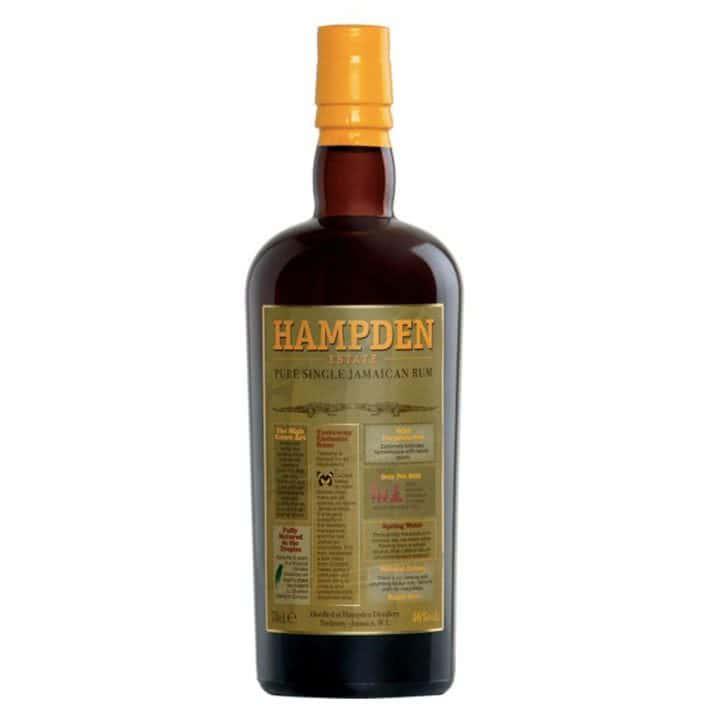 Rum Hampden Estate