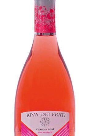 spumante rose claudia brut riva dei frati 289x438 - Spumante Rosé Claudia Brut Riva dei Frati