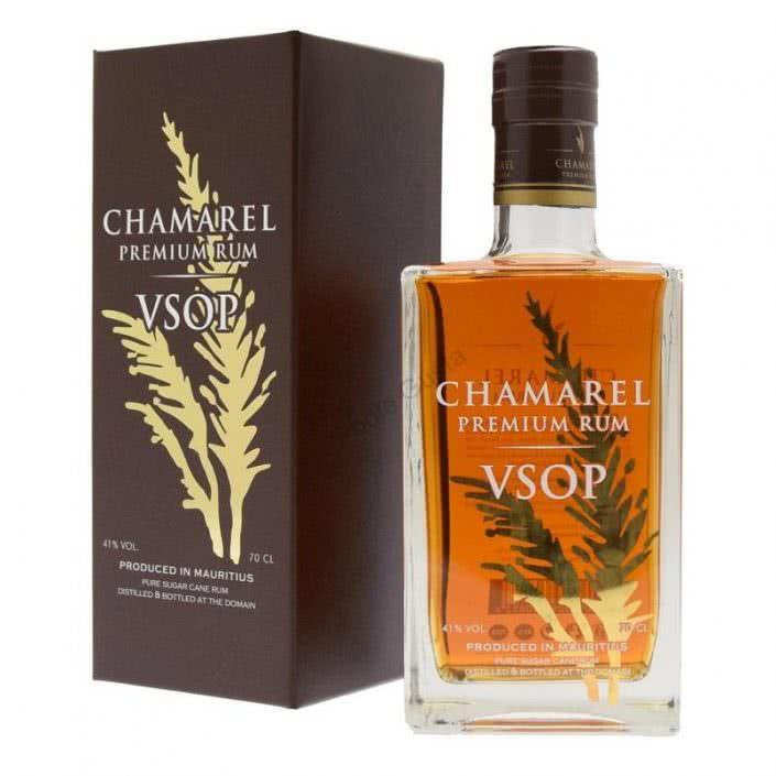 vyr 13309chamarel premium rum vsop 705x705 - Chamarel  VSOP 4 anni Rhum Agricole