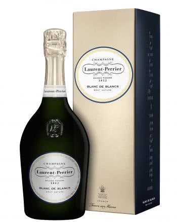 Champagne Laurent Perrier Brut Nature Blanc de Blancs