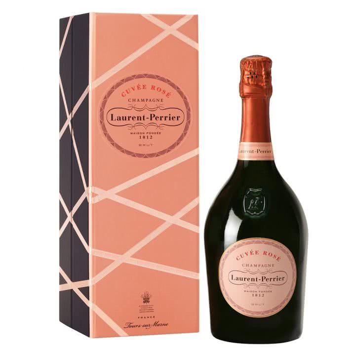 laurent perrier rose 705x705 - Champagne Laurent Perrier Cuvee Rose