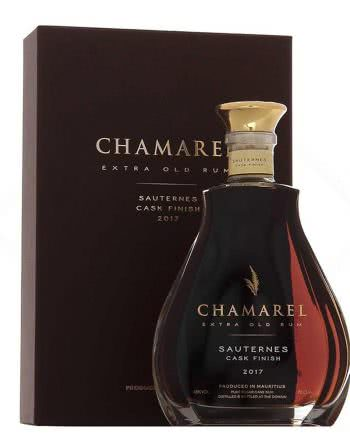 135532 large chamarel sauternes cask finish 2017 350x438 - Chamarel XO Sauternes Cask Finish