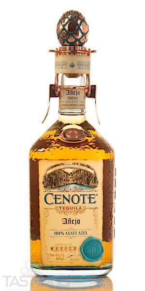 Cenote Tequila Añejo