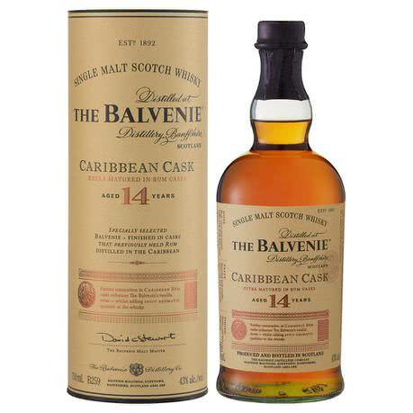 balvenie - Balvenie 14 Year Old Caribbean Cask