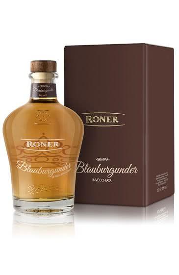 Grappa Blauburgunder invecchiata Roner